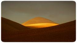 goldener Hügel