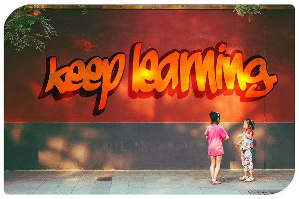 Lebenslang Lernen