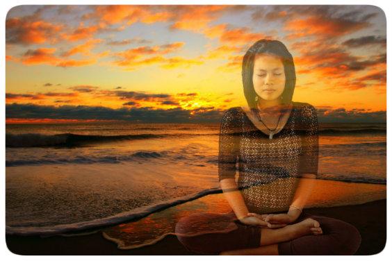 meditation meer 564