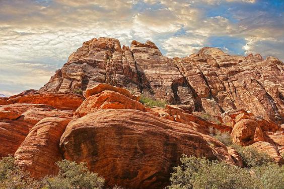 red rock canyon ut 564