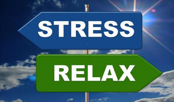 stress relax schilder h3 564