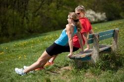 Wunschgewicht und Fitness