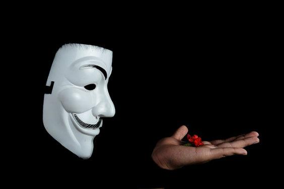 anonym geschenk blume 564