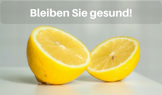 Halbe-Zitrone