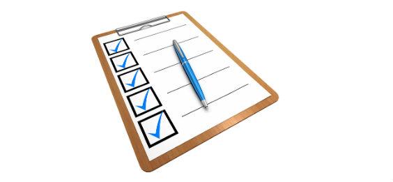 checkliste t9 564
