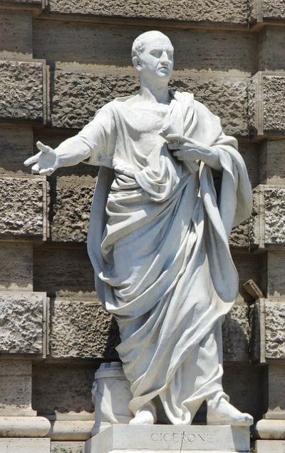 cicero statue t 400