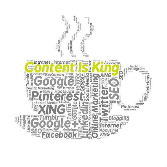 content is king tasse 564