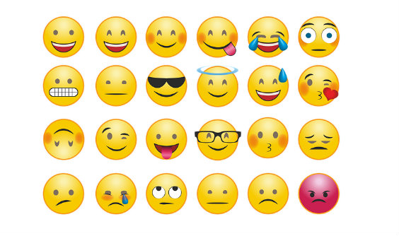 emojis gt 564