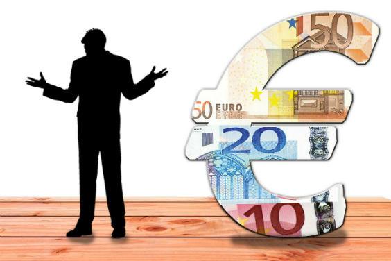 euro mann ratlos 564