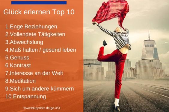 glueck erlernen top10