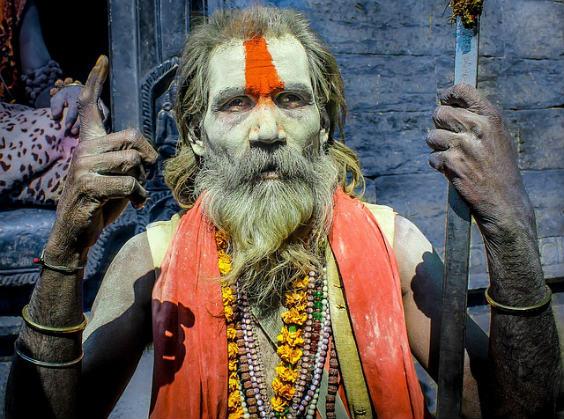 hindu finger 564