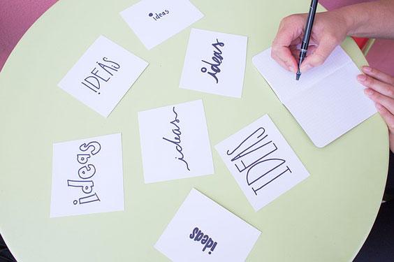 ideenfindung brainstorming