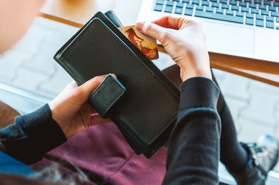 kreditkarte portemonaie ee 564