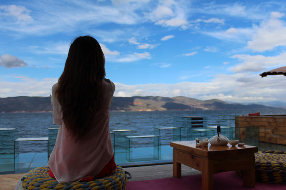 meditation frau apix