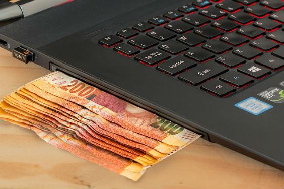 notebook geldscheine vf 564
