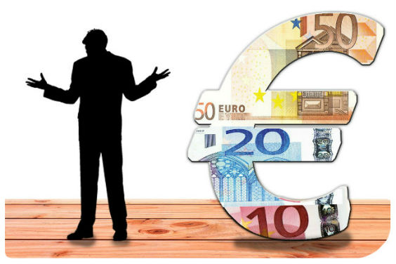 ratlos mann euro ff 564