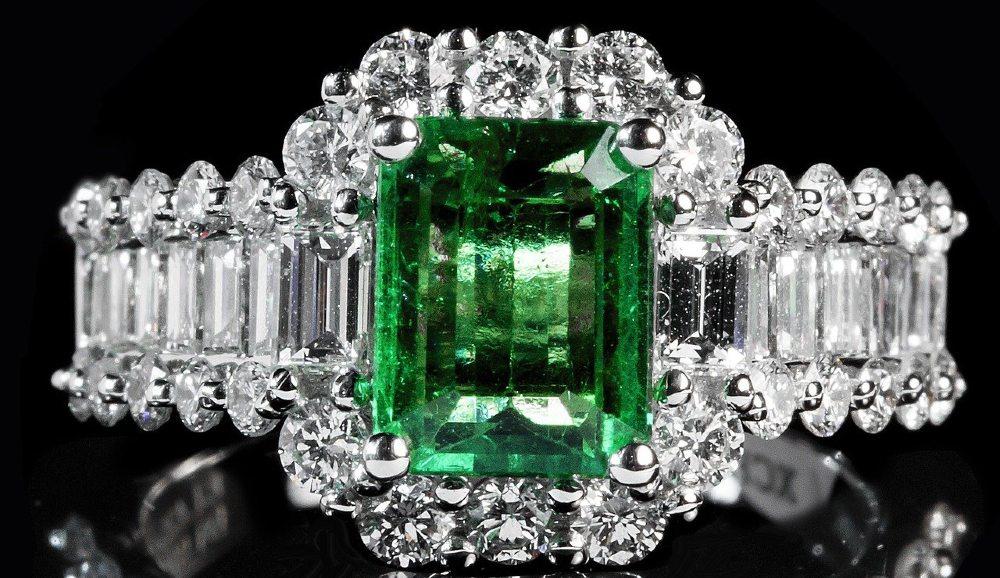 smaragd armband glas 1000