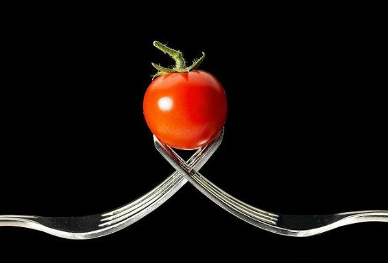 tomate auf gabeln 5t 564