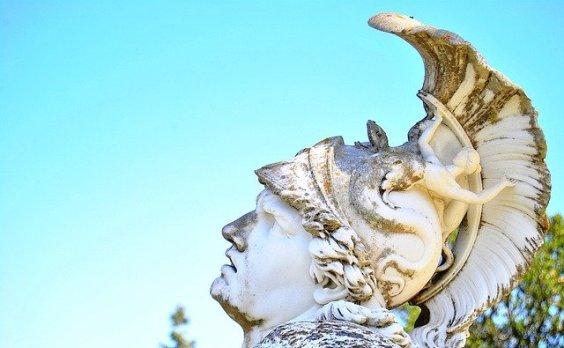 Schlange Der Griechischen Sage
