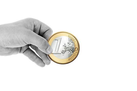 aufgabe der fehlende euro