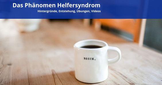helfersyndrom ueberwinden