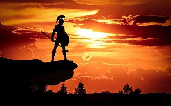 spartanisch leben 564