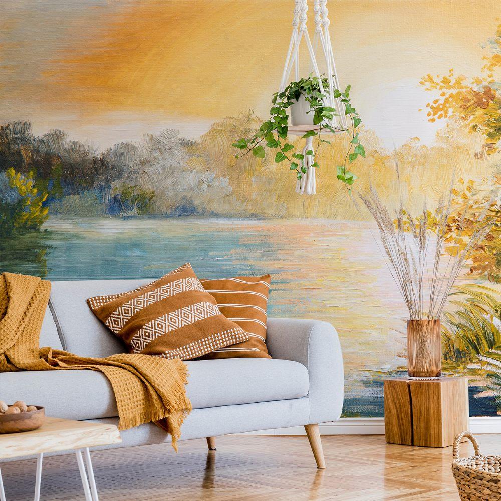 natur zuhause wandmalerei 1000