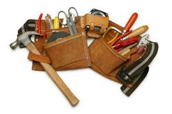 Über welche Werkzeuge verfügen Sie?