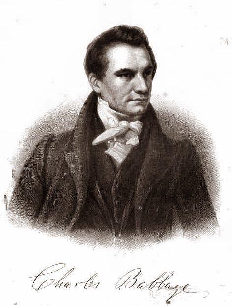Charles Babbage skizze 472