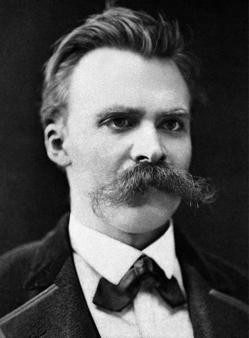 Friedrich Wilhelm Nietzsche um 1875